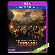 Jumanji: En la selva (2017) WEB-DL 720p Audio Dual Latino-Ingles