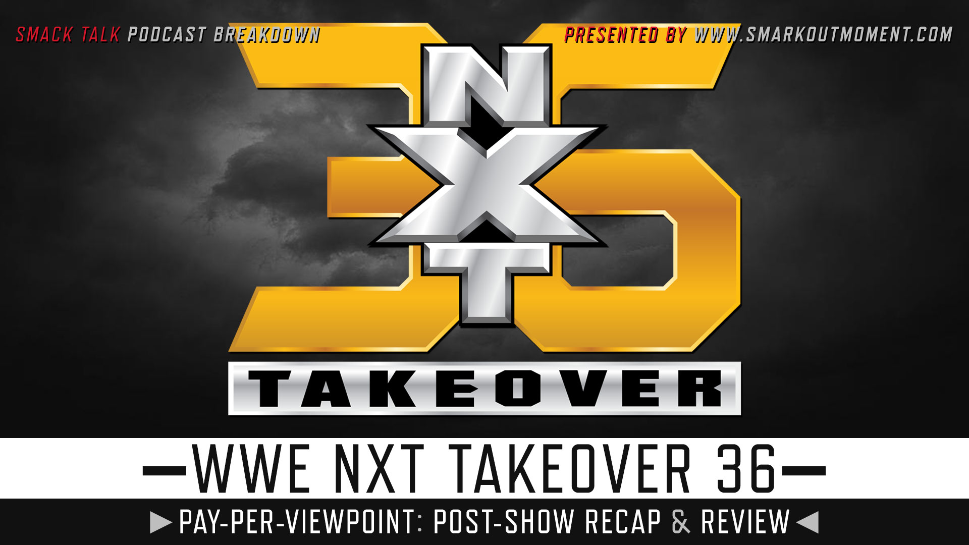 WWE NXT TakeOver 36 Recap and Review Podcast