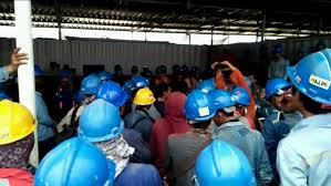 Keroyok TKA China yang Aniaya Temannya, 10 Pekerja Lokal Jadi Tersangka