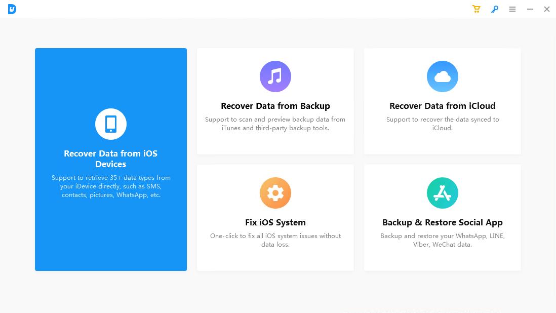 Tenorshare UltData iOS 9.4.0