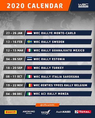 WRC Official version