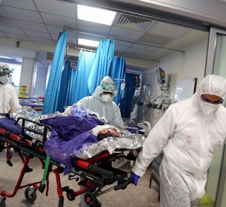 USA records 1,150 COVID-19 deaths in 24 hours – Johns Hopkins