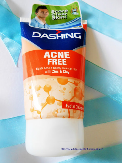DASHING ACNE FREE