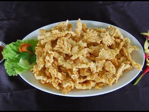 Rahasia Membuat Jamur Crispy yang Enak, Sederhana, dan Renyah Tahan Lama! Anti Gagal