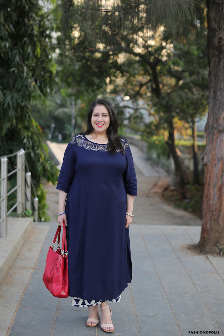 Kurtis For Plus Size Women