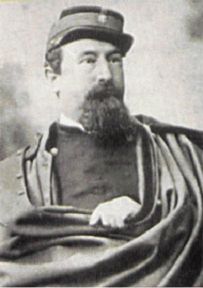 General  EDELMIRO MAYER (1834-†1897)
