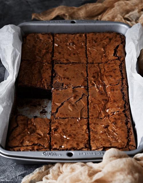 najprostsze brownie