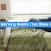10 Morning Daily Habits That Are Causing You To Gain Weight Instead Of Losing Weight