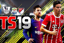 DOWNLOAD FTS MOD LIGA 1, 2 INDONESIA 2019/2020