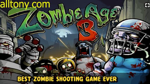 تحميل لعبة Zombie Age 3 للايفون والاندرويد