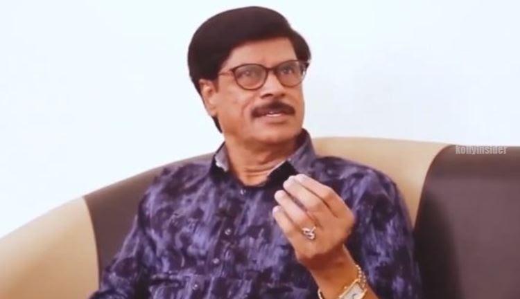 Producer V Swaminathan