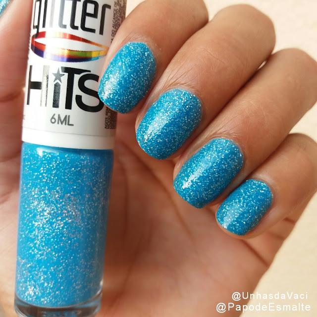Papo de Esmalte - Cygnus  - Coleção Glitter Holográfico - Hits Speciallità