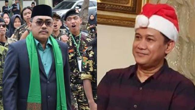 Jazilul Fawaid ke Denny Siregar: Tolong Jaga Mulutnya, Segera Minta Maaf