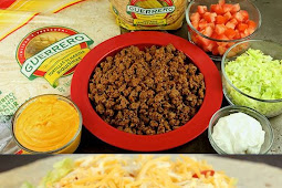 Homemade Crunchwrap Supreme Recipe