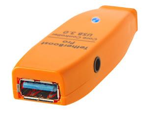con tetherboost pro  puede tener una conexion nitida hasta con cables de 20 metros