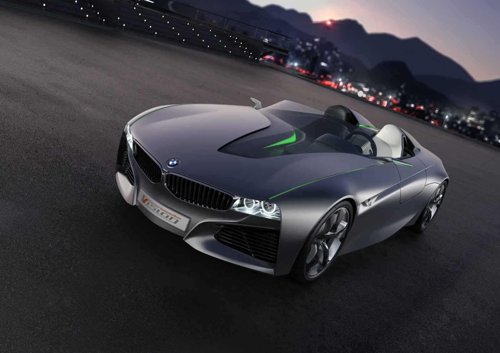 whilly bermudez for auto world international bmw concept cars bmw vision connecteddrive. Black Bedroom Furniture Sets. Home Design Ideas