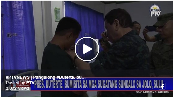 Must Watch: National Holiday But Pres  Duterte Never Stop