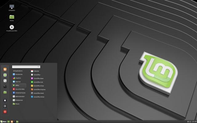 Linux Mint 19 Cinnamon