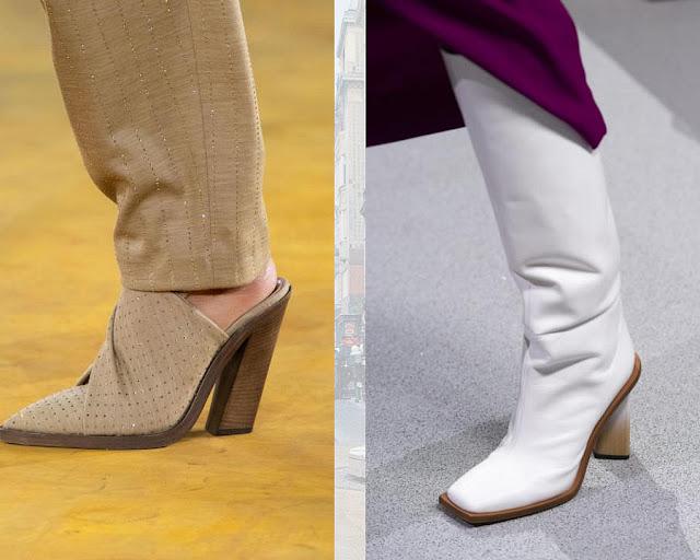 Модная обувь весна-лето 2020 7-2