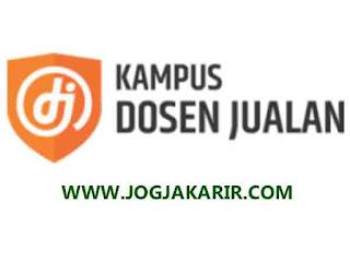 Lowongan Kerja Yogyakarta Terbaru Juli 2020 di Kampus Dosen Jualan ...