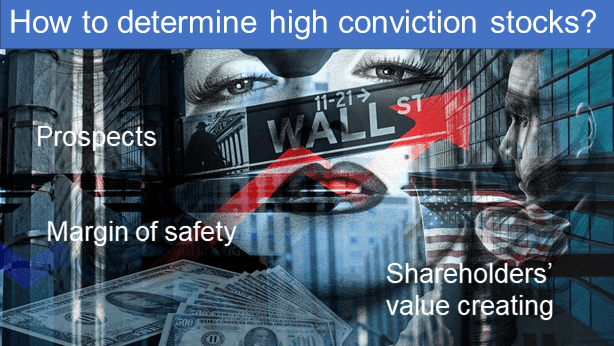 How to determine high conviction stocks