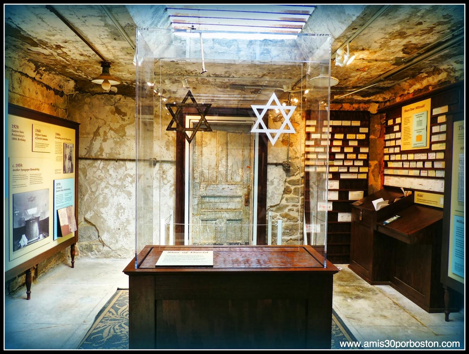 Sinagoga en Eastern State Penitentiary, Filadelfia