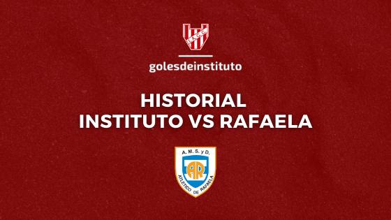 HISTORIAL: Instituto vs Atlético de Rafaela