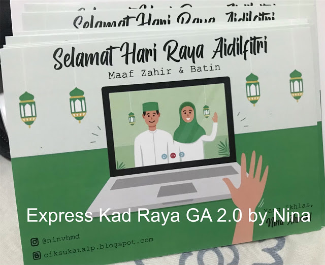 Express Kad Raya GA 2.0 by Nina
