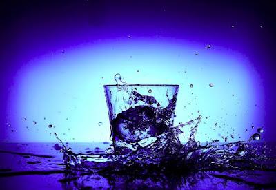 Perbanyak konsumsi air