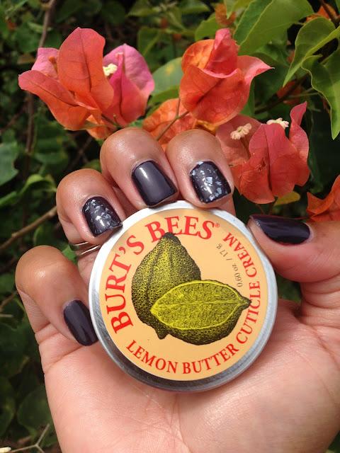 Burt's Bees Lemon Cuticle Butter www.modenmakeup.com
