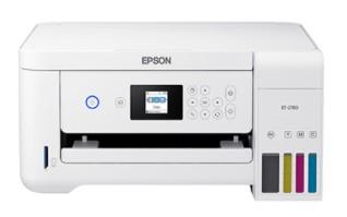 Epson ET-2760 téléchargements de pilotes