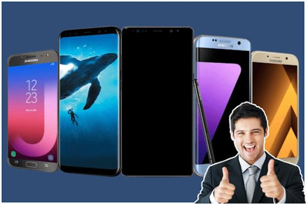 خدمة من سامسونج للاستمتاع بتجربة جميع الهواتف الجديدة و القديمة من الشركة من جهازك فقط