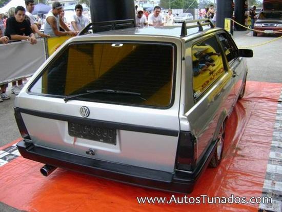 Parati quadrada rebaixada carros online for Parati on line