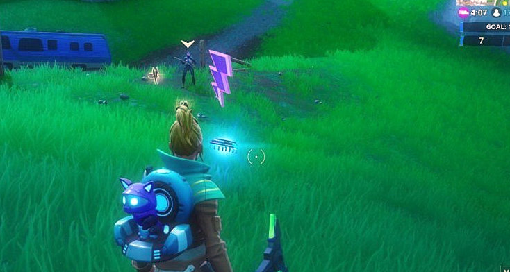 Fortnite: Guide Fortbyte 20 among the three best circles of the storm