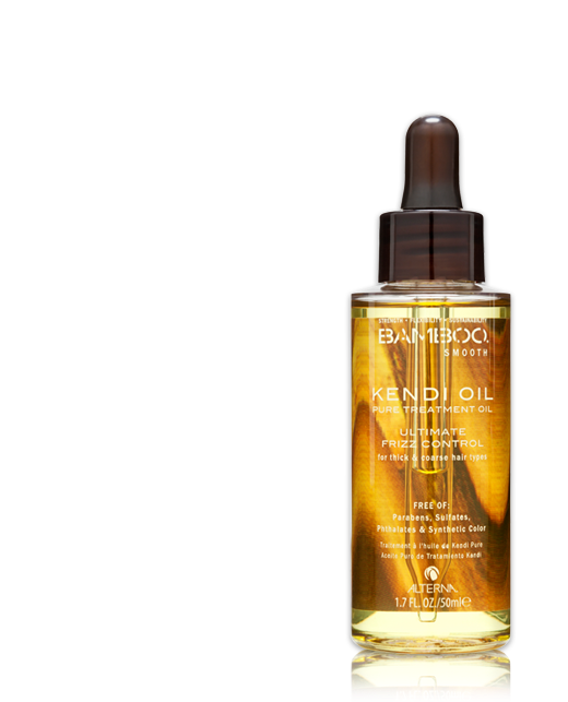 Alterna gives you ultimate frizz control and smooth hair that shines like  crazy. Instantly absorbing Kendi Oil with strengthening Organic Bamboo can  be used ... cc2d64854c7