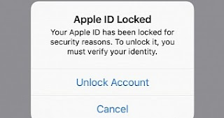Apple ID Locked on iPhones Worldwide