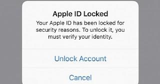 Apple ID Locked on iPhones Worldwide