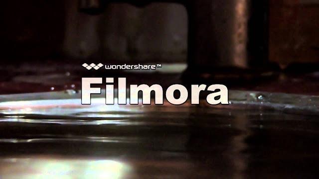 اصنع مونتاج لفيلمك مع برنامج filmora
