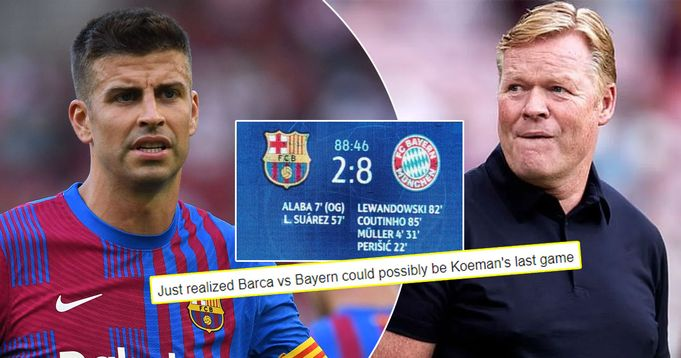Barca Fans react to drawing Bayern in Champions League: 'We'll play Europa League'