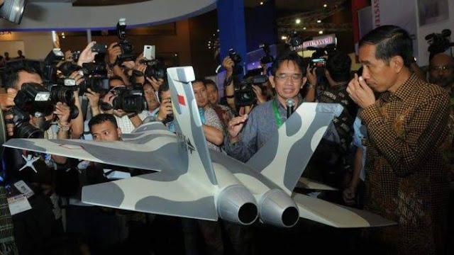 Indonesia Mangkir dari Pembayaran Proyek Jet Tempur Bersama dengan Korsel