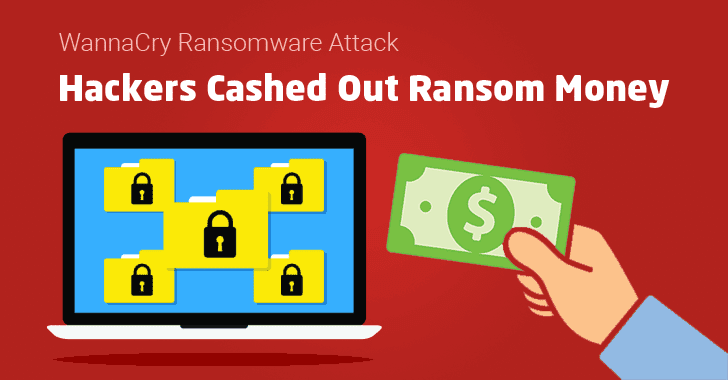 Hackers Behind WannaCry Ransomware Withdraw $143,000 From Bitcoin Wallets