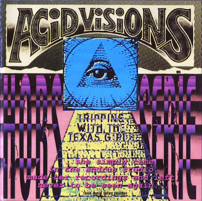VA - Acid Visions - Tripping With The Texas Girls