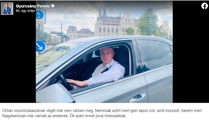 Gyurcsány elviharzott a parlamentből, nem várta meg Orbán Viktor viszonválaszát - Videó