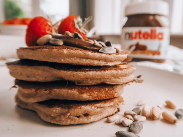 #AD Making time for breakfast with nutella