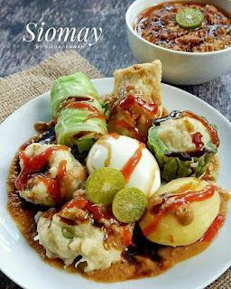 Resep Masakan Membuat Siomay Hemat dan Lezat