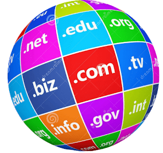 Types Of Domain Name ?