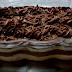 Culinária  | Pavê de creme de chocolate.