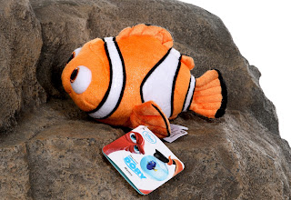 Finding Dory Nemo Mini Bean Bag Plush Disney Store