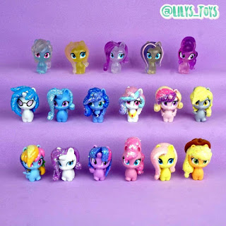 Unreleased Cutie Mark Crew Figures Found With New Eye Design