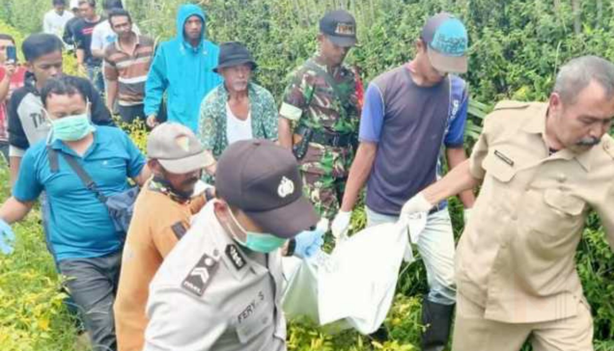 Diduga Mencuri Cabai, Tewas Tertembak Senapan Angin